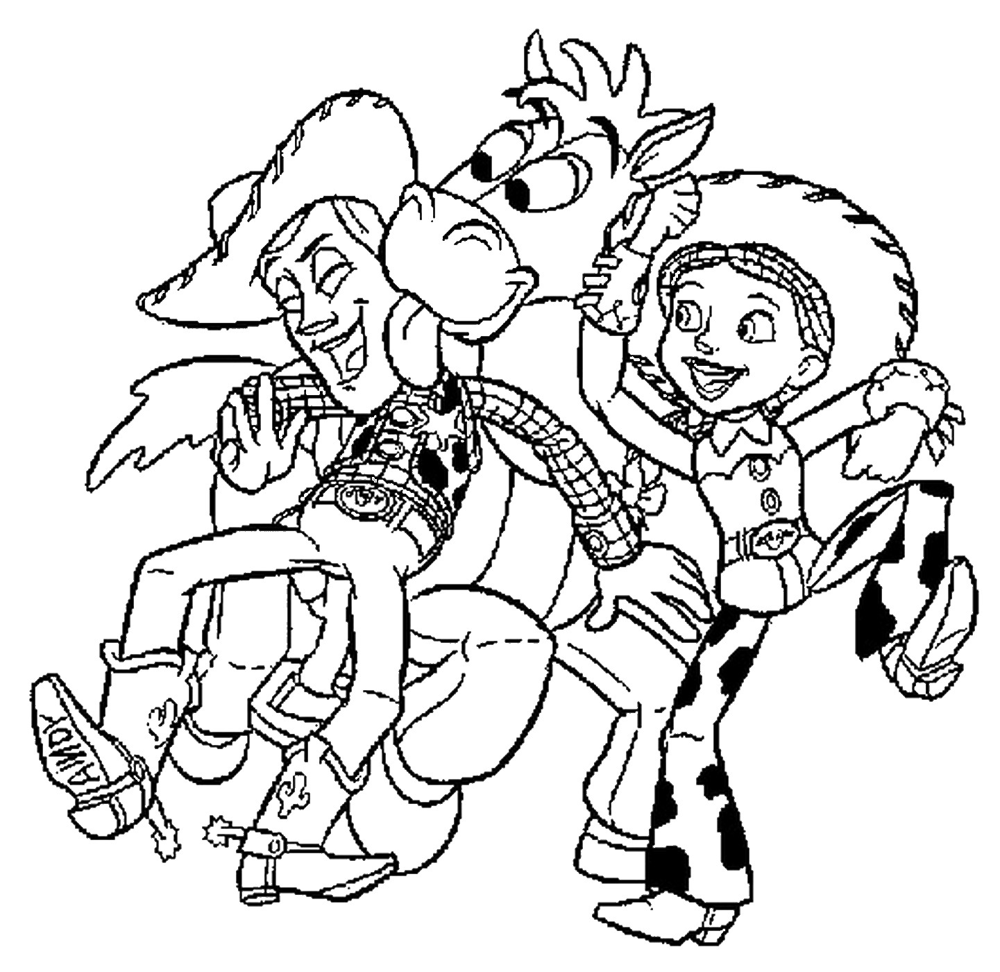 coloring pages of toy story toy story coloring pages pages coloring toy of story