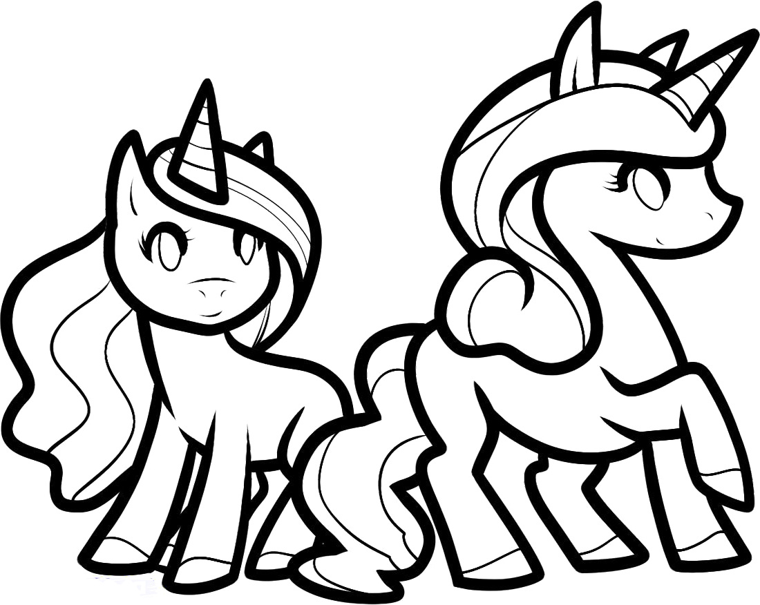 coloring pages of unicorns cute unicorn with watermelon coloring pages for you unicorns pages coloring of