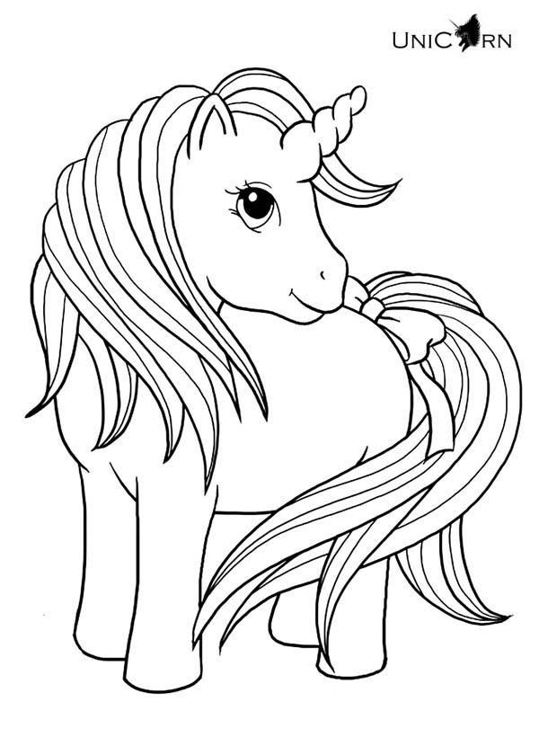 coloring pages of unicorns print download unicorn coloring pages for children pages coloring of unicorns