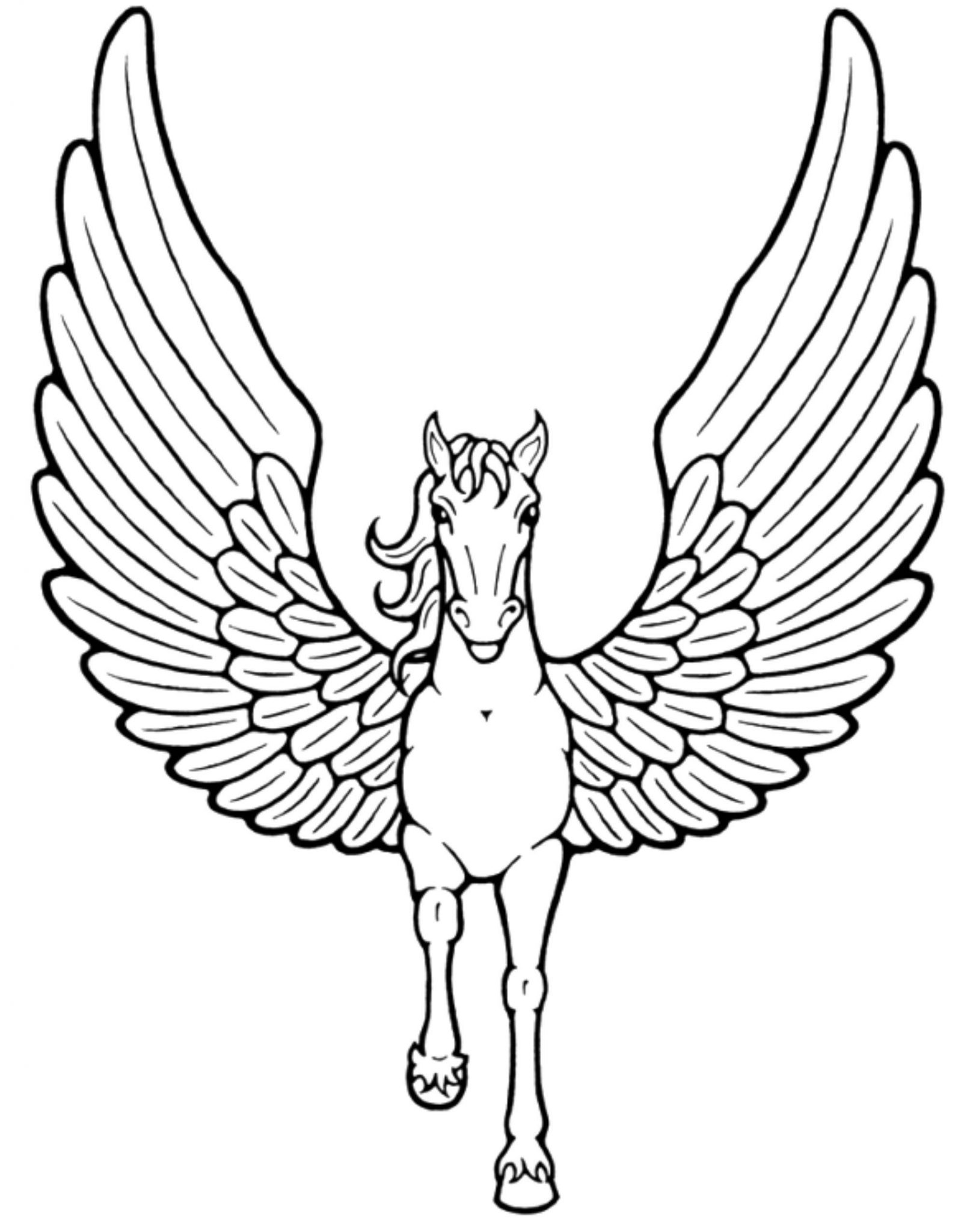 coloring pages of unicorns unicorn on its two back legs unicorns adult coloring pages unicorns pages of coloring