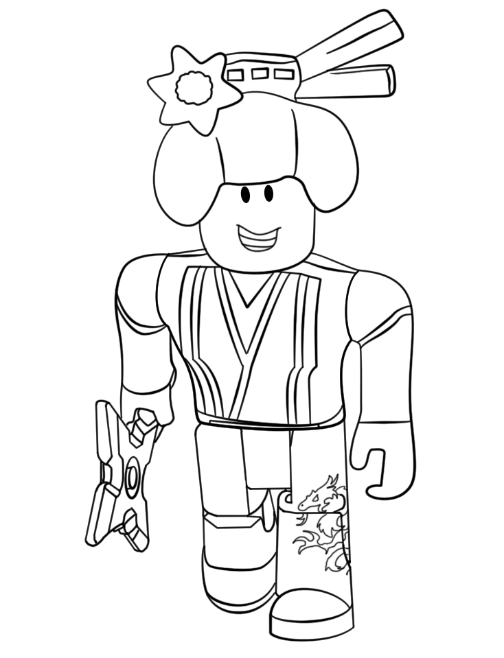coloring pages roblox free printable roblox coloring pages scribblefun coloring pages roblox 1 1