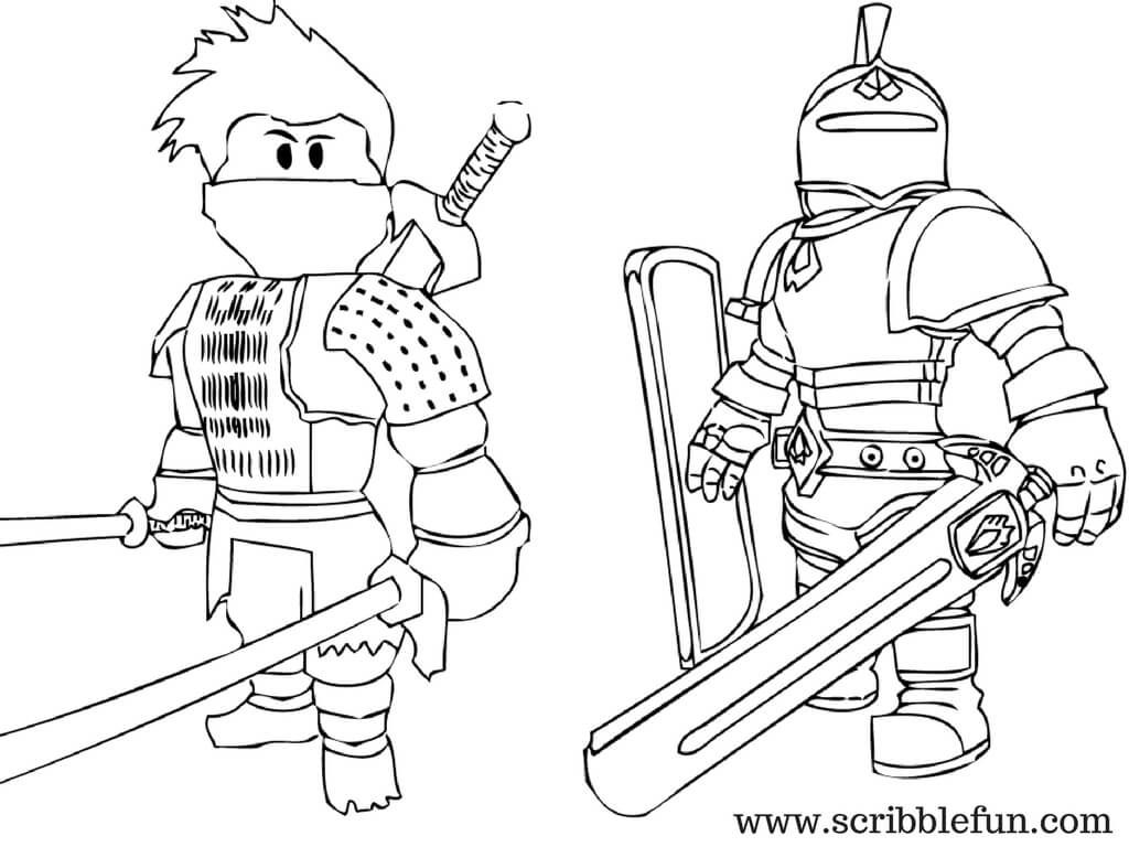 coloring pages roblox roblox coloring pages print and colorcom coloring pages roblox