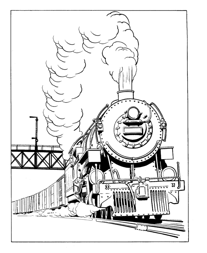 coloring pages trains thomas the tank engine train coloring page tsgoscom pages trains coloring