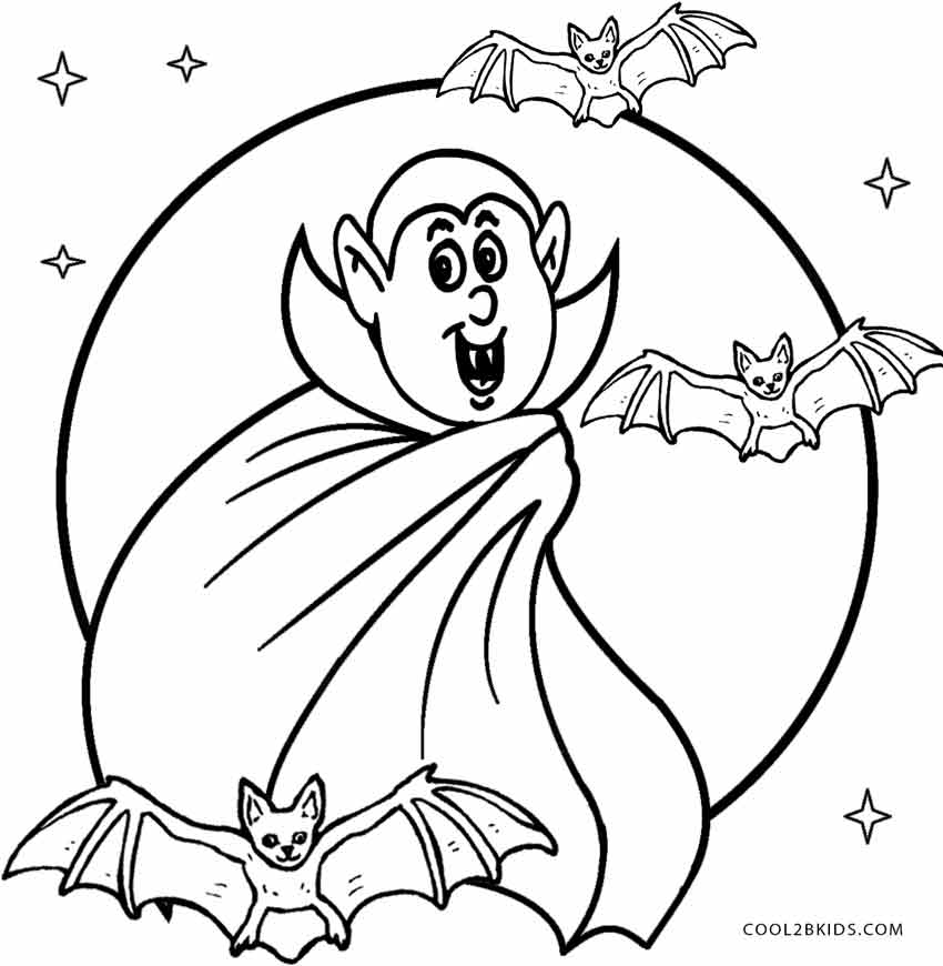 coloring pages vampire printable vampire coloring pages for kids cool2bkids coloring vampire pages