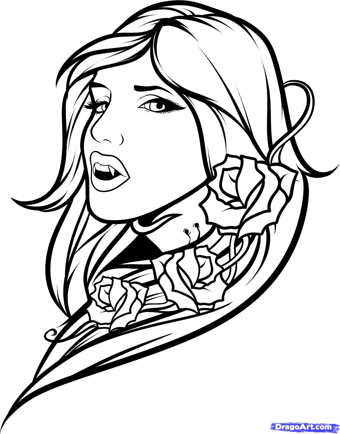 coloring pages vampire vampire coloring page tim39s printables pages coloring vampire