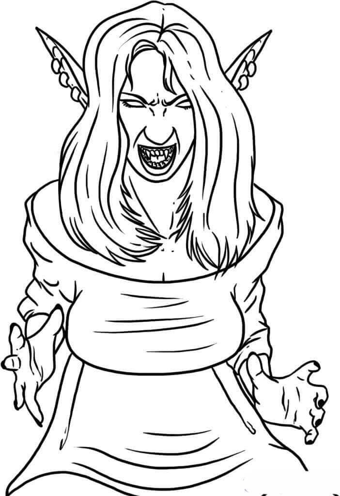 coloring pages vampire vampire girl coloring pages to printable coloring pages vampire