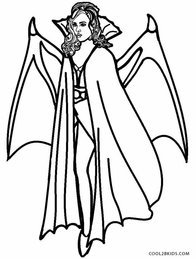 coloring pages vampire vampire girl drawing free download on clipartmag coloring pages vampire