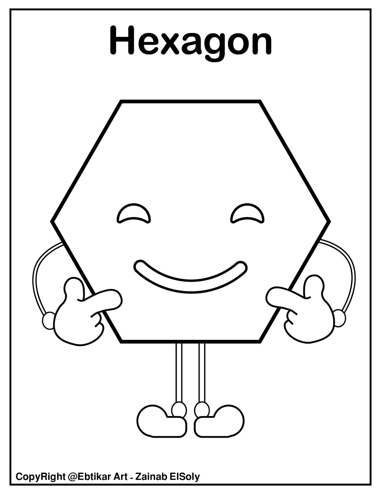 coloring pages with shapes geometric shapes cartoon coloring page shapes pages coloring with