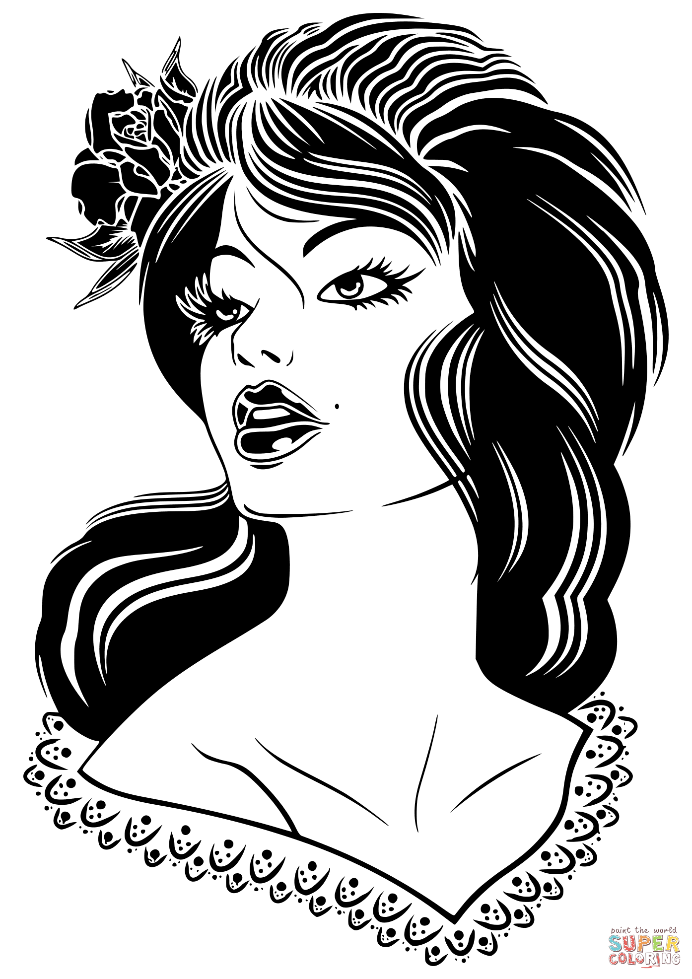 coloring pages women the best sexy girls printable coloring pages home coloring pages women