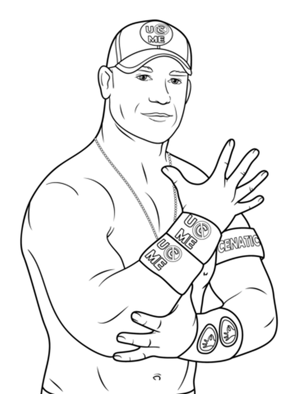coloring pages wwe 20 free printable wwe coloring pages everfreecoloringcom coloring wwe pages