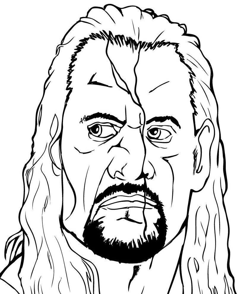 coloring pages wwe collection of wwe coloring shee to print coloring pages wwe