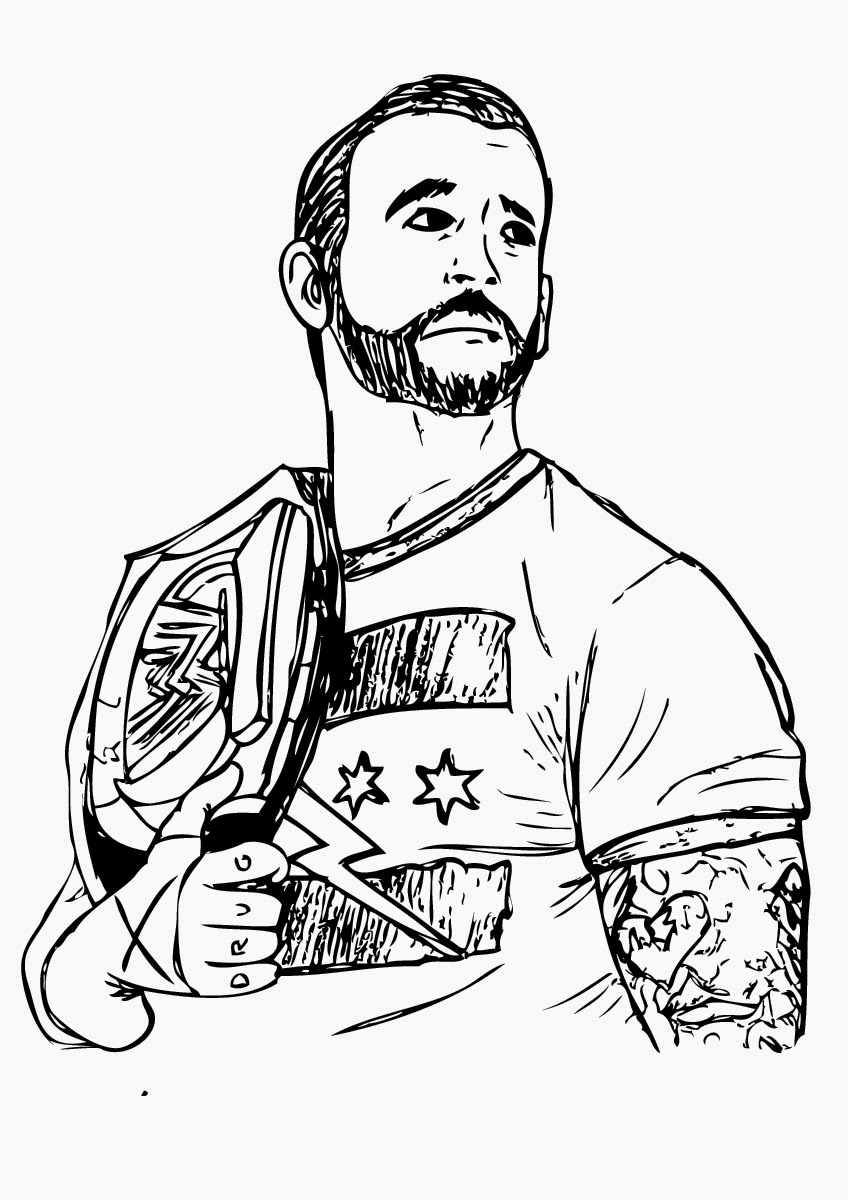 coloring pages wwe wwe john cena coloring pages coloring home wwe coloring pages
