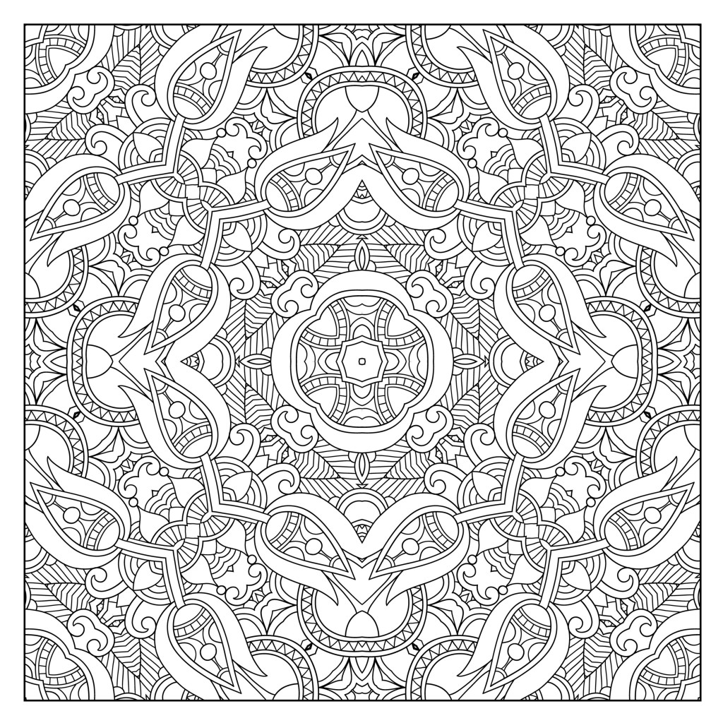 coloring patterns floral pattern coloring page free printable coloring pages coloring patterns 1 1