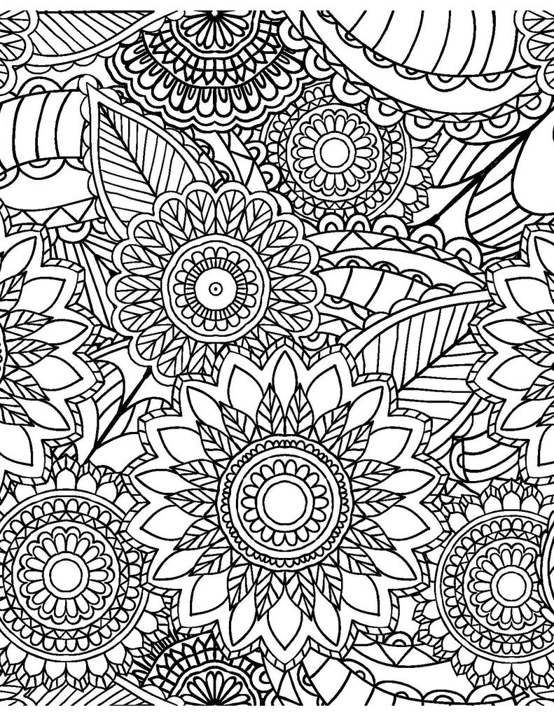 coloring patterns pages calming patterns for adults who color live your life in pages patterns coloring