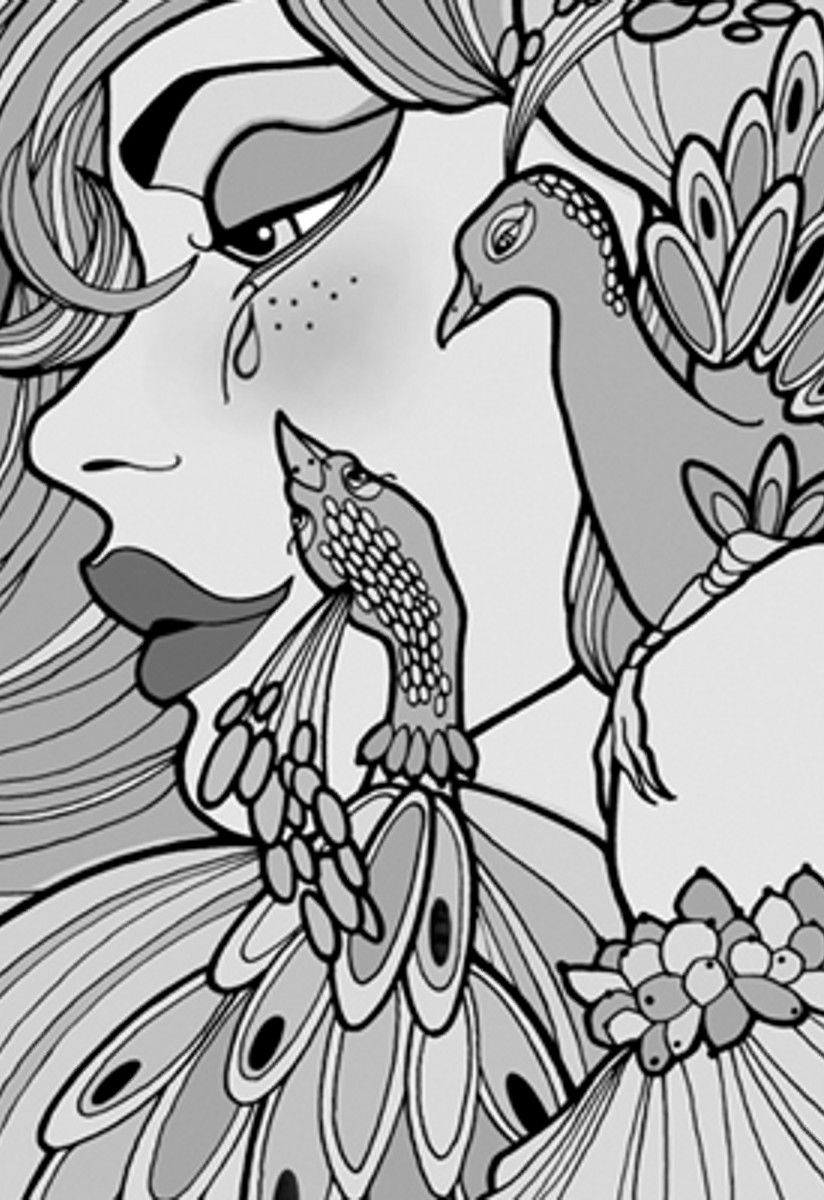 coloring peacock color page free download coloring peacock coloring pages for adults page peacock coloring color