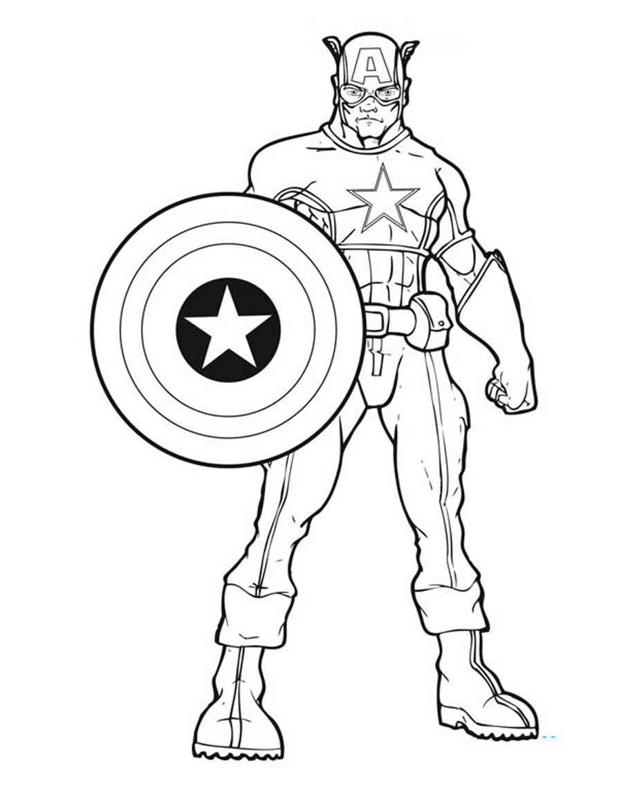 coloring picture avengers superhero coloring pages best coloring pages for kids picture coloring avengers