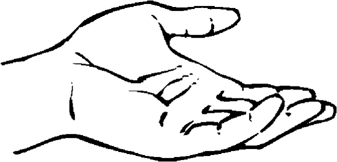coloring picture hand pair of hands coloring pages best place to color hand coloring picture