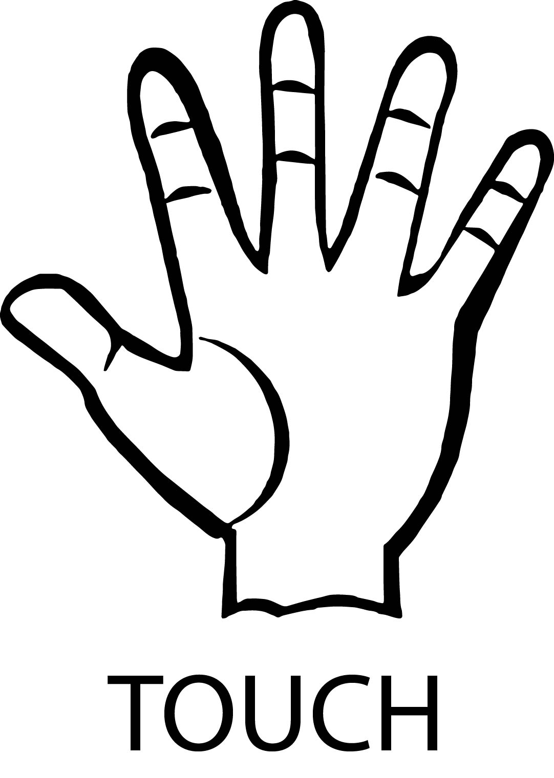 coloring picture hand printable hand free download on clipartmag picture hand coloring