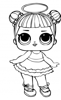 coloring picture lol doll unicorn lol doll coloring page for girls get coloring pages lol doll coloring picture