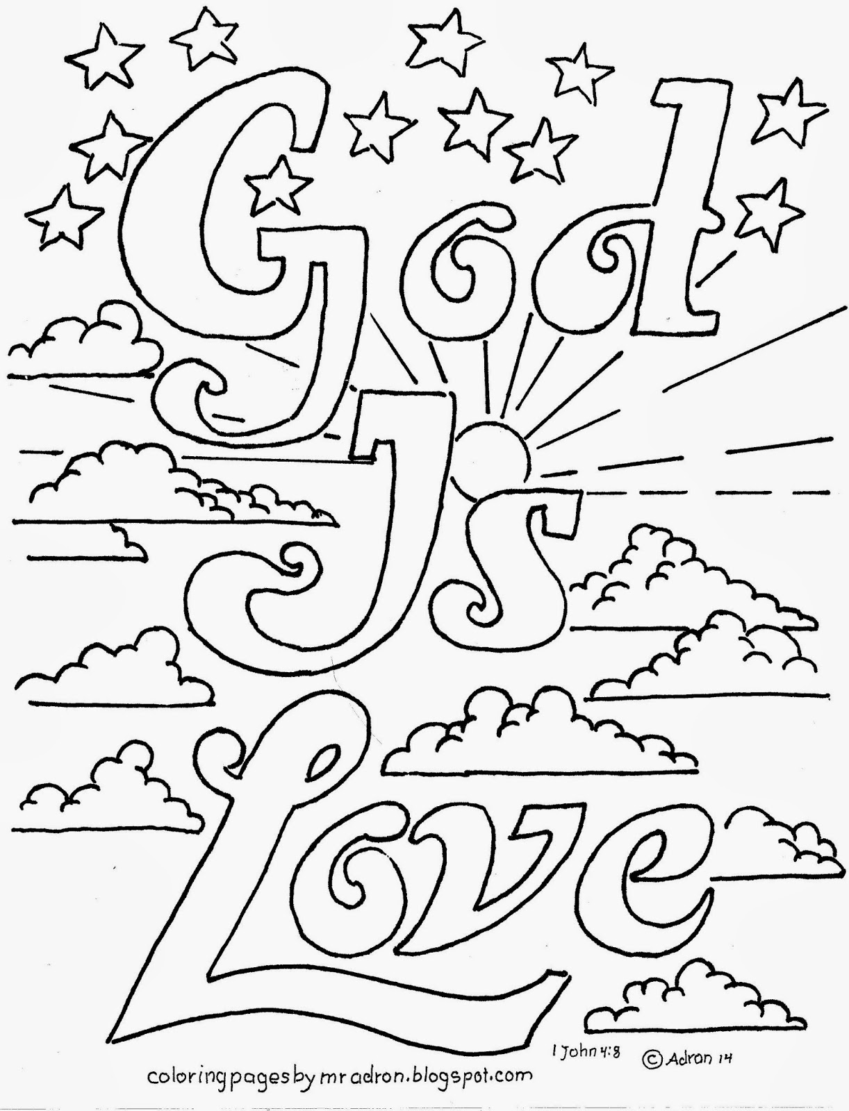 coloring picture love coloring pages for kids by mr adron god is love picture love coloring