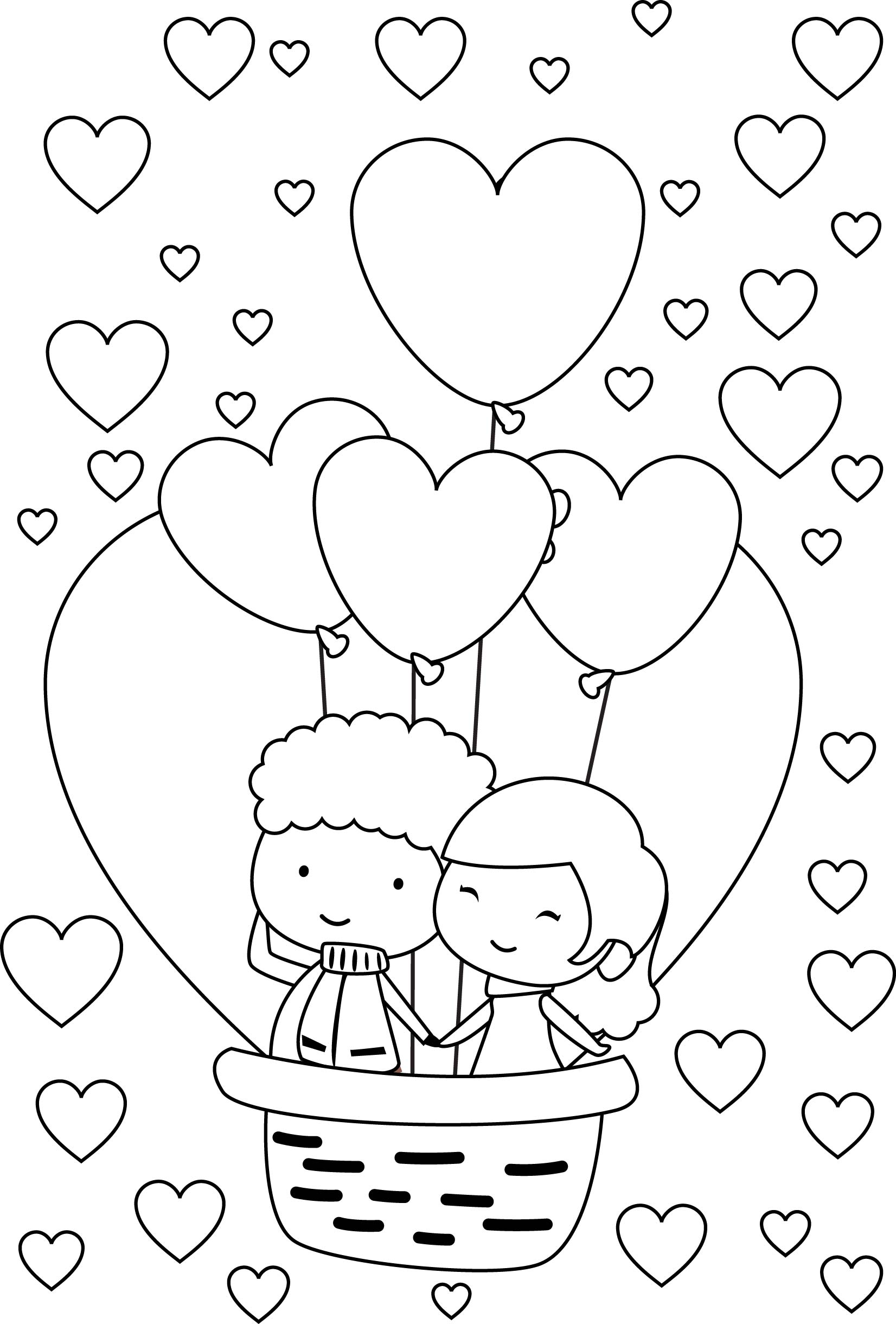 coloring picture love i love you hearts coloring page free printable coloring love picture coloring