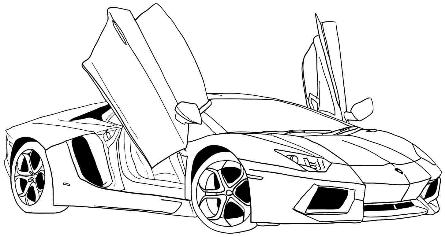 coloring picture of car 17 free sports car coloring pages for kids save print picture car of coloring