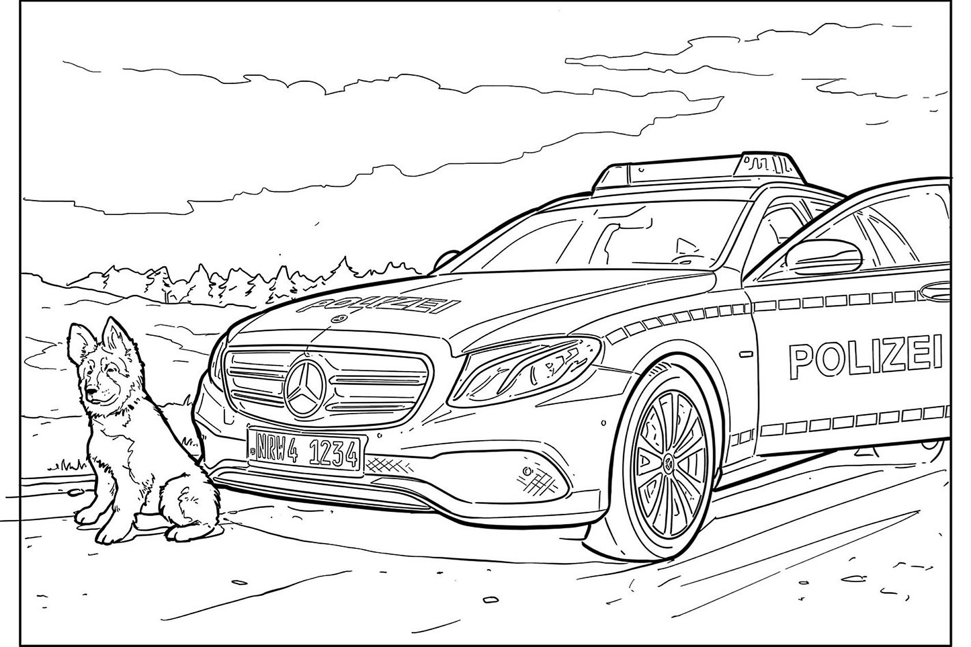 coloring picture of car car coloring pages for all ages free printable fast coloring car of picture