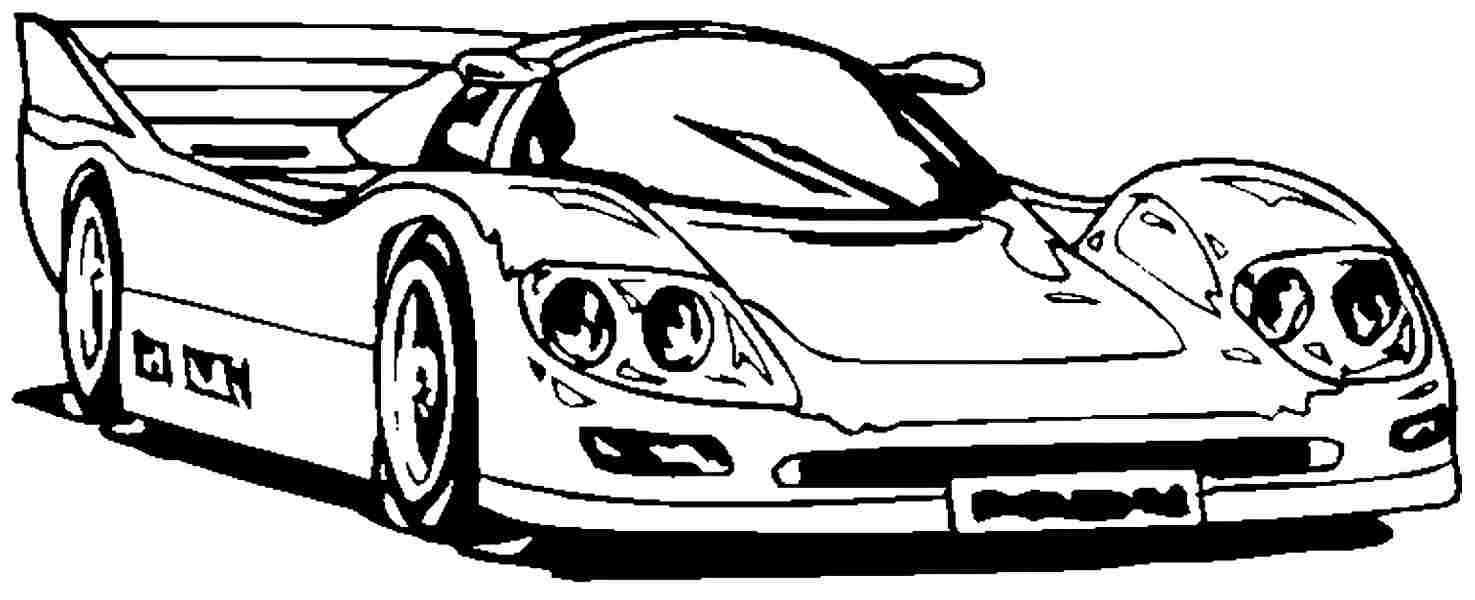 coloring picture of car coloring pages racecars coloring pages of car picture coloring