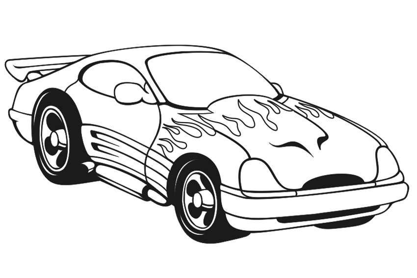 coloring picture of car free printable race car coloring pages for kids picture of coloring car