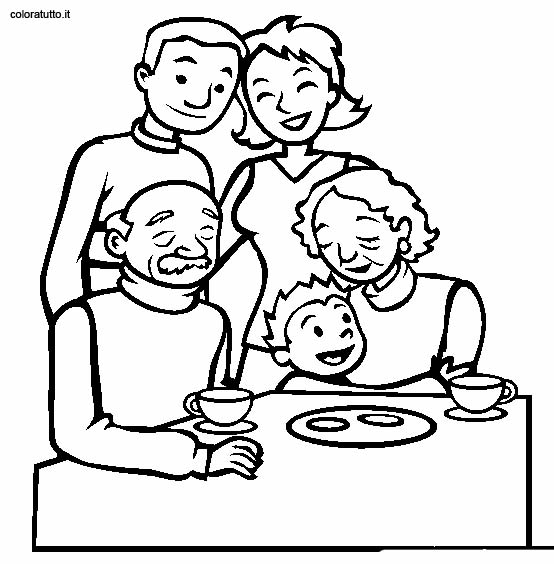 coloring picture of family coloring pages family picture 92 family coloring of picture