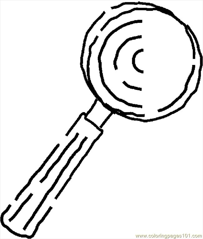 coloring picture of magnifying glass magnifying glass coloring page 放大鏡 png transparent png of coloring glass picture magnifying