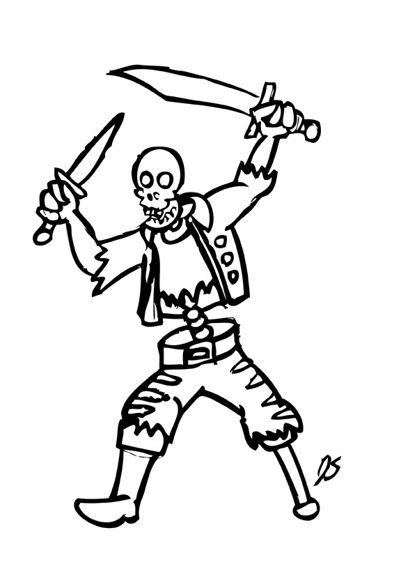 coloring picture of skeleton anatomy skeleton drawing at getdrawingscom free for coloring skeleton of picture