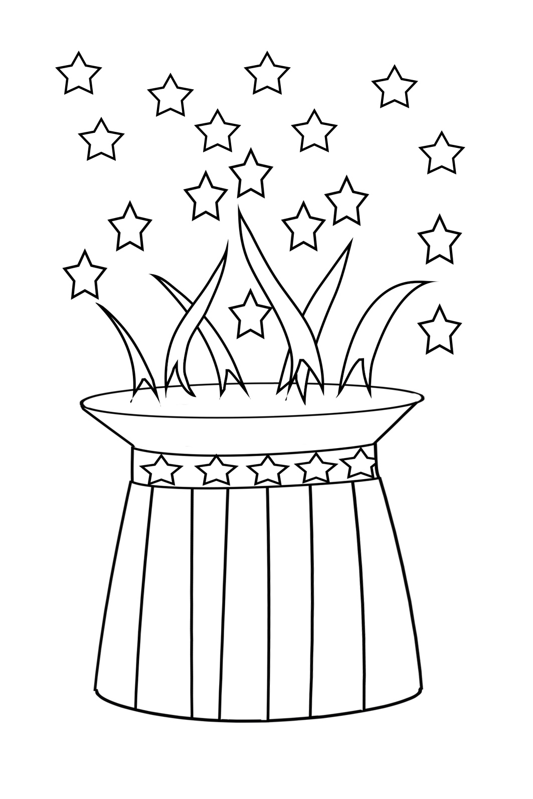 coloring pictures 4th of july 4th of july coloring pages best coloring pages for kids july pictures coloring of 4th