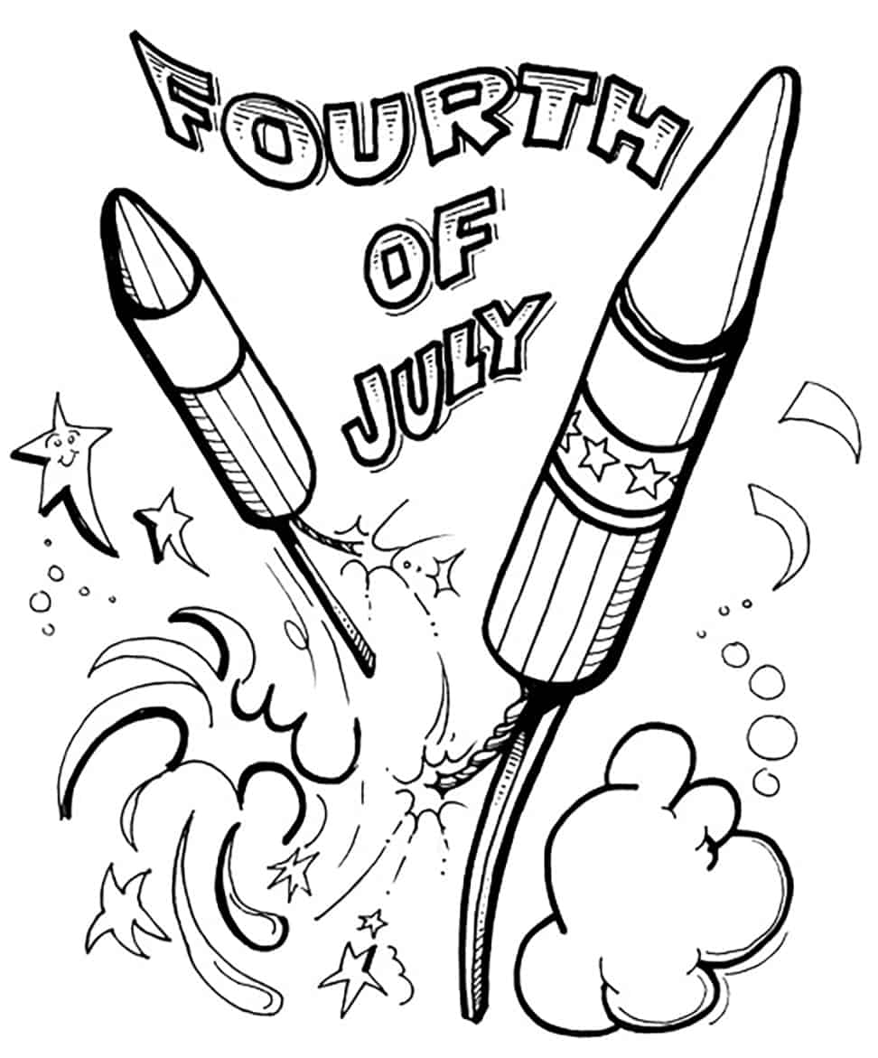coloring pictures 4th of july 4th of july coloring pages best coloring pages for kids july pictures of coloring 4th
