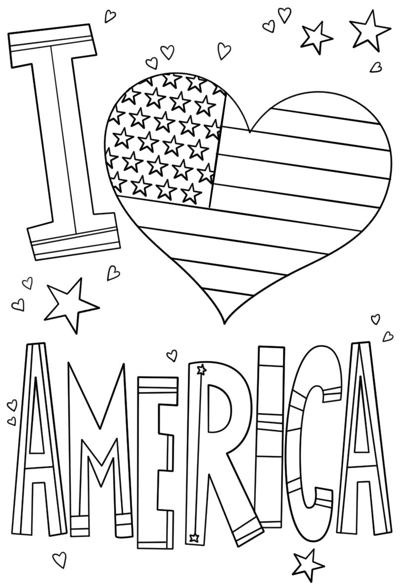 coloring pictures 4th of july free 4th of july coloring pages tuxedo cats and coffee pictures 4th july of coloring