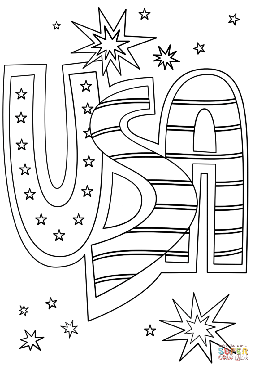 coloring pictures 4th of july free printable fourth of july coloring pages 4 designs of 4th july coloring pictures