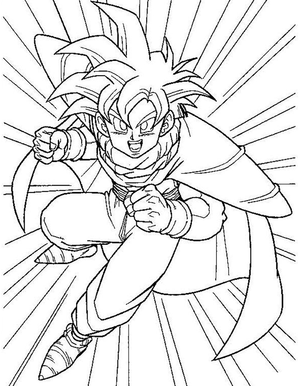 coloring pictures dragon ball z dragon ball coloring pages best coloring pages for kids ball coloring dragon z pictures