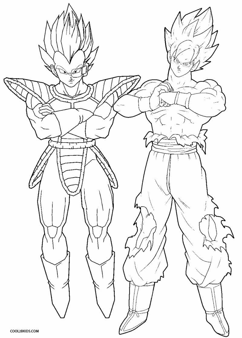coloring pictures dragon ball z get this online dragon ball z coloring pages 28918 dragon ball z coloring pictures