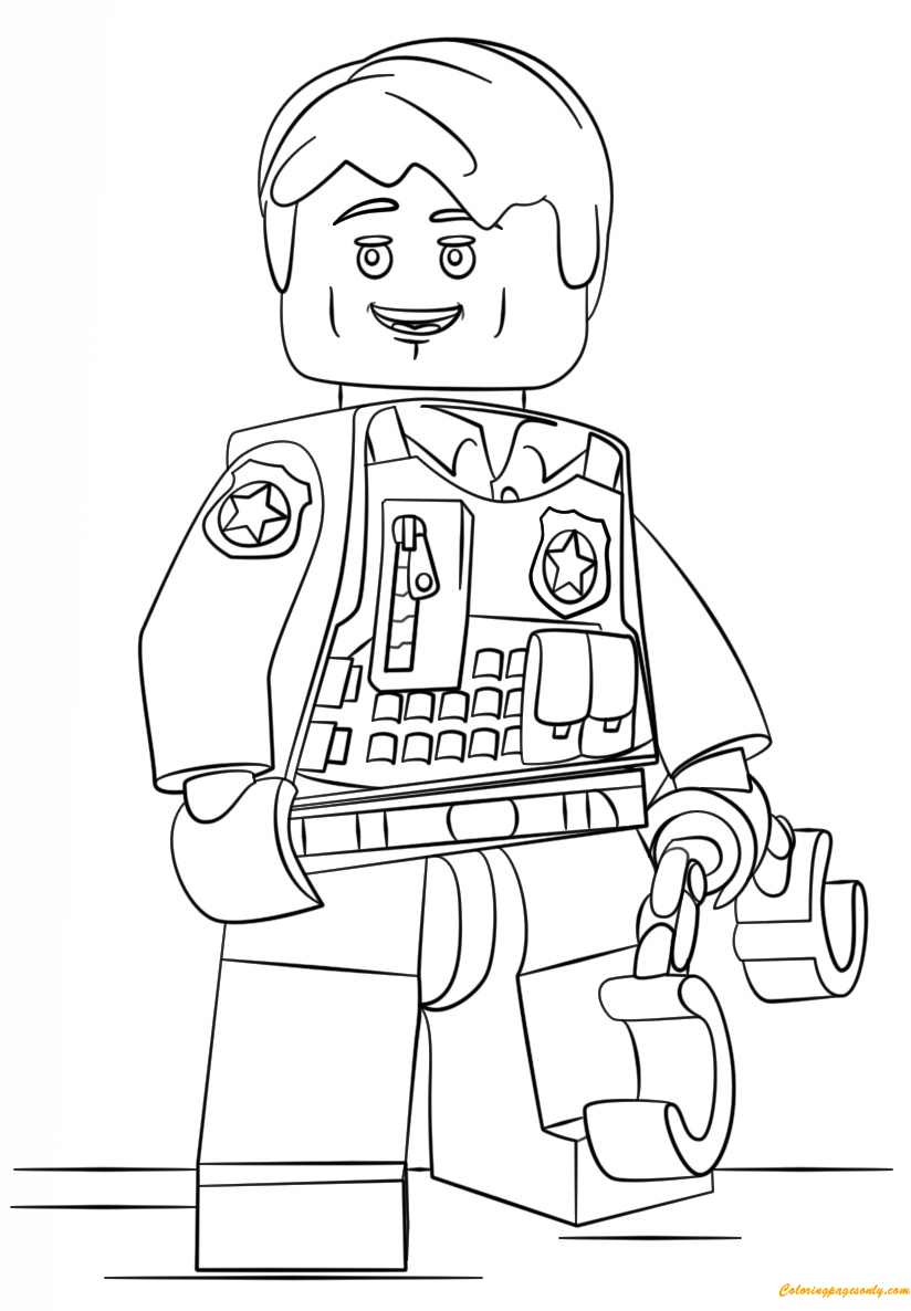coloring pictures lego lego movie emmet coloring page lego online lego coloring pictures