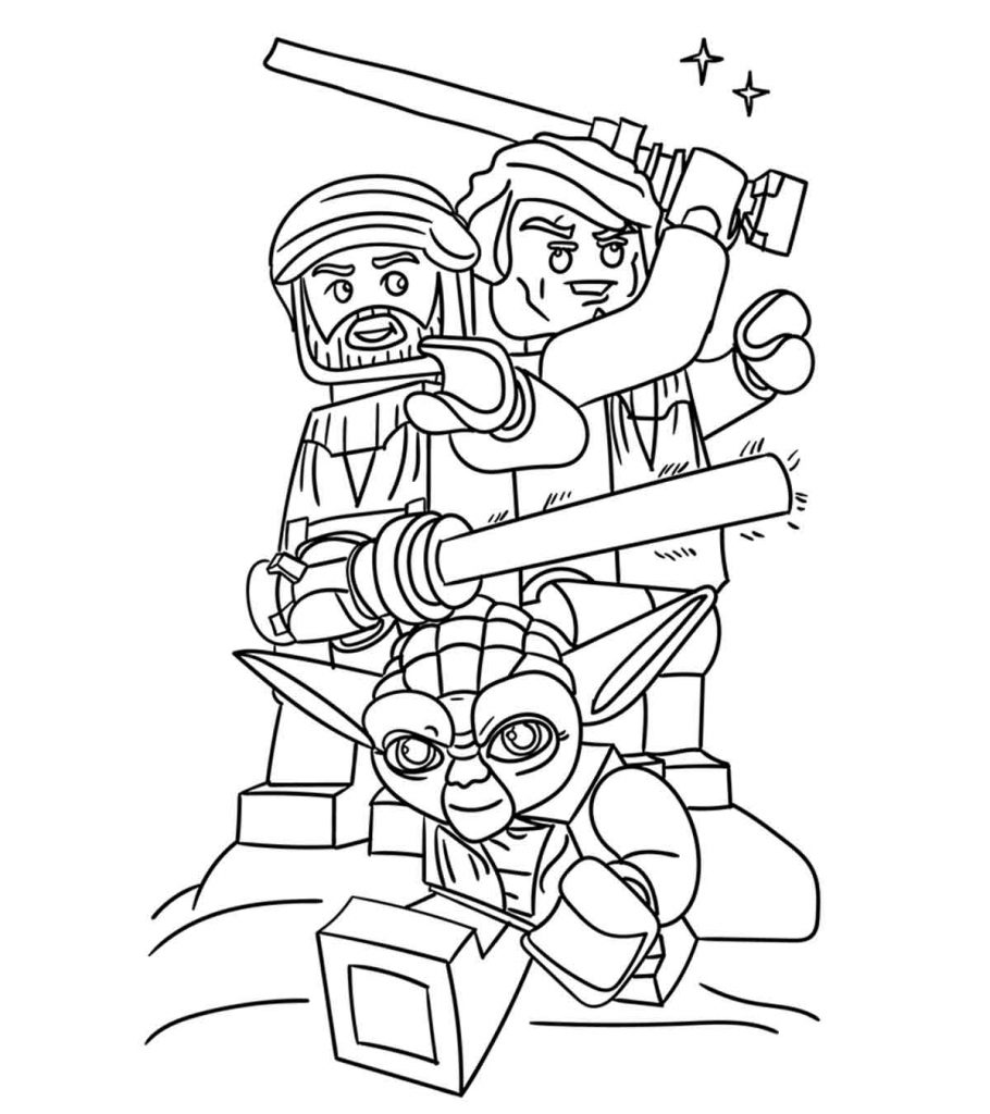 coloring pictures lego lego star wars coloring pages to download and print for free lego pictures coloring