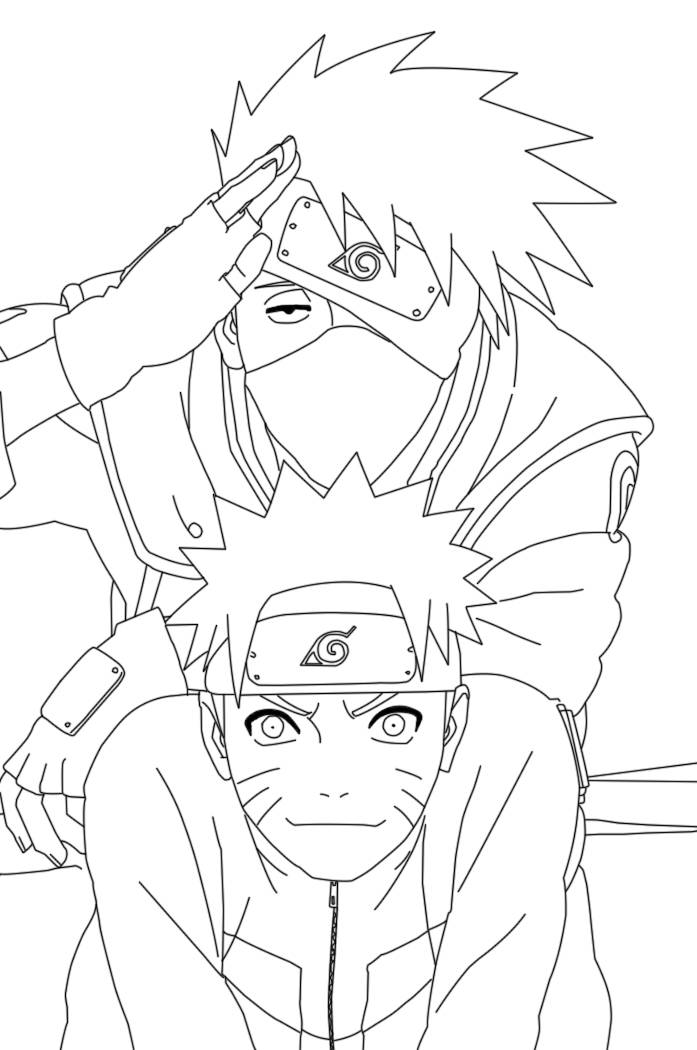 coloring pictures naruto 25 picture free printable naruto coloring pages coloring naruto coloring pictures