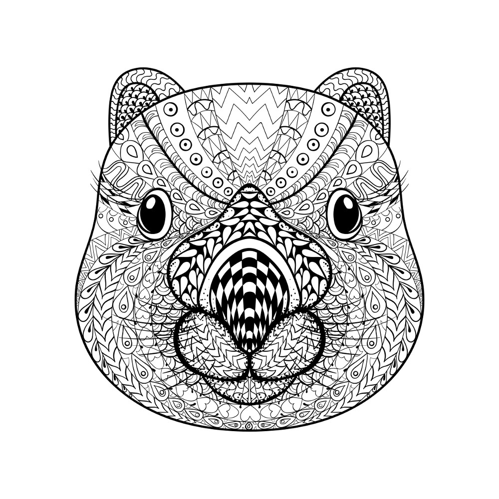 coloring pictures of animals farm animal coloring pages to download and print for free of pictures coloring animals