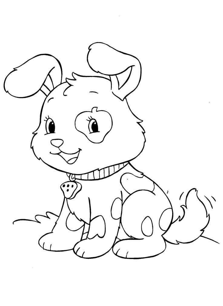 coloring pictures of baby dogs cute puppy coloring pages to print coloring home dogs baby coloring of pictures