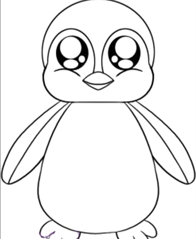 coloring pictures of baby penguins cute baby penguin coloring pages color pinterest penguins baby pictures of coloring