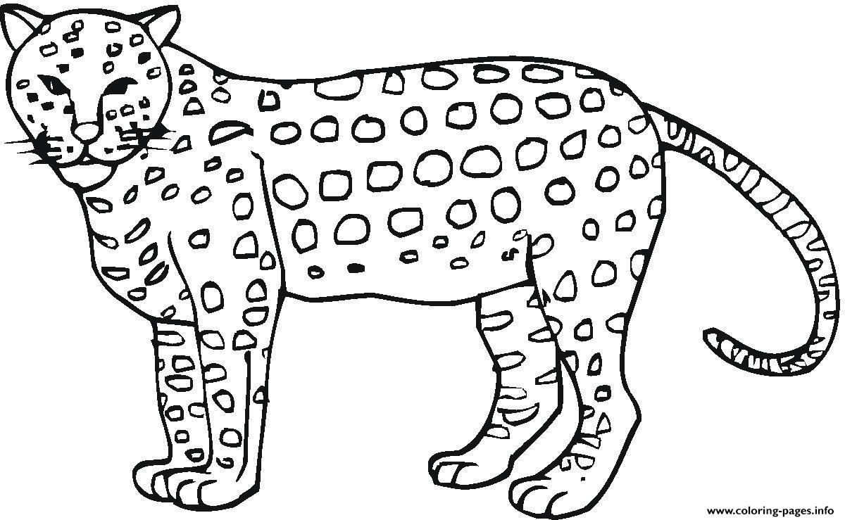 coloring pictures of cheetahs cute cheetah in winter hat coloring page free printable of pictures cheetahs coloring