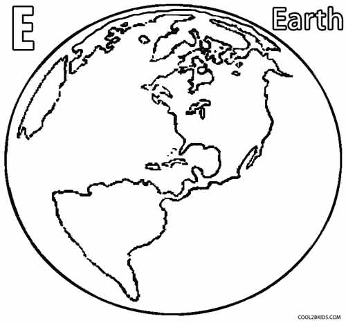 coloring pictures of earth earth coloring pages to download and print for free of coloring pictures earth
