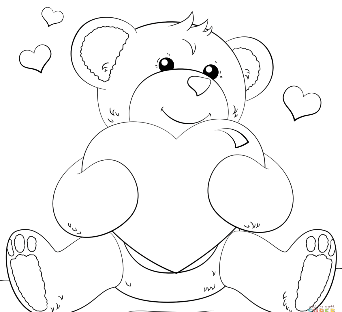 coloring pictures of flowers and hearts free printable heart coloring pages for kids hearts flowers of coloring and pictures