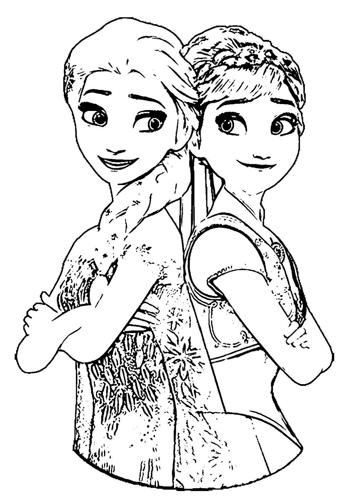 coloring pictures of frozen characters frozen 2 to print frozen 2 kids coloring pages coloring frozen pictures of characters