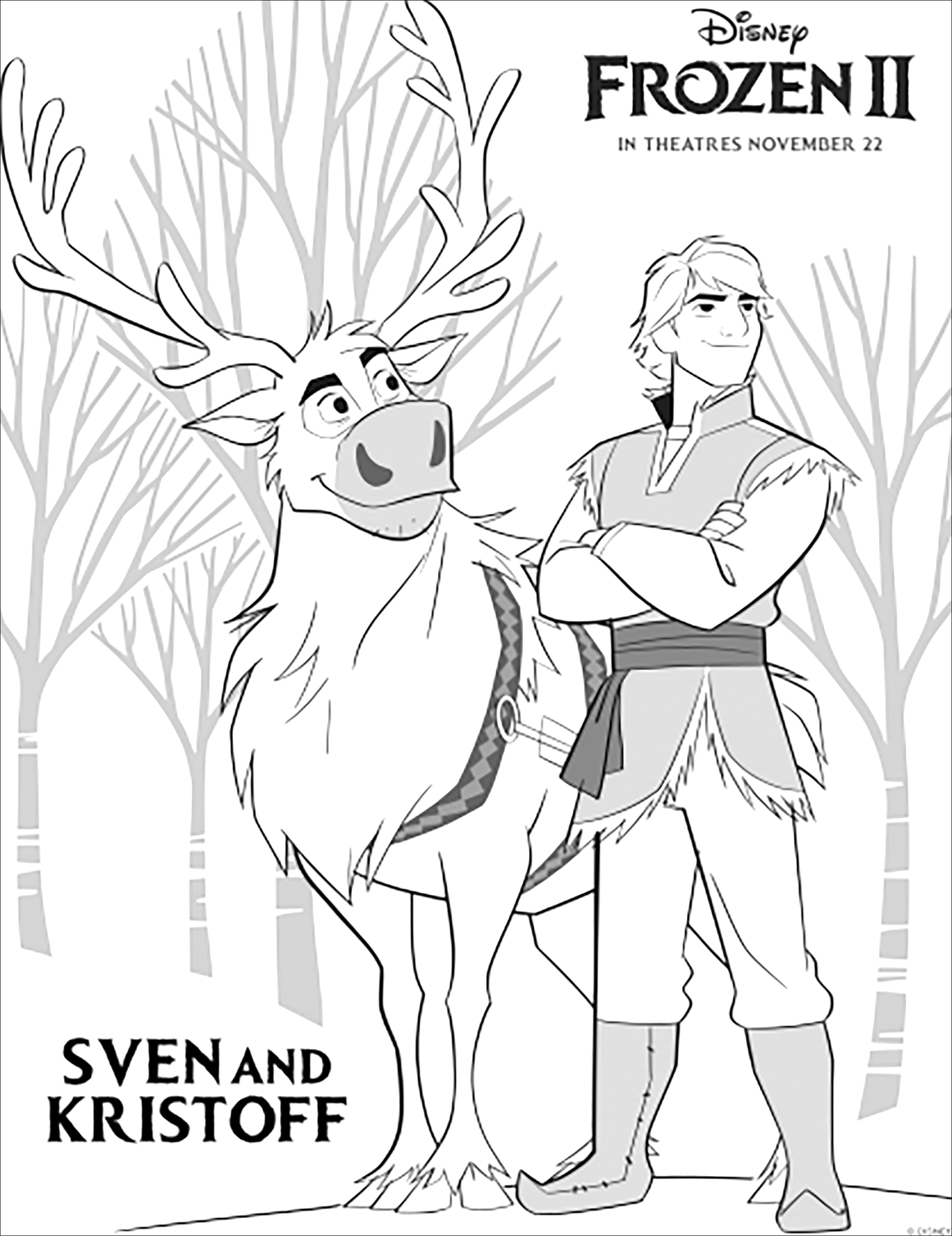 coloring pictures of frozen characters frozen characters drawing at getdrawings free download coloring characters frozen of pictures