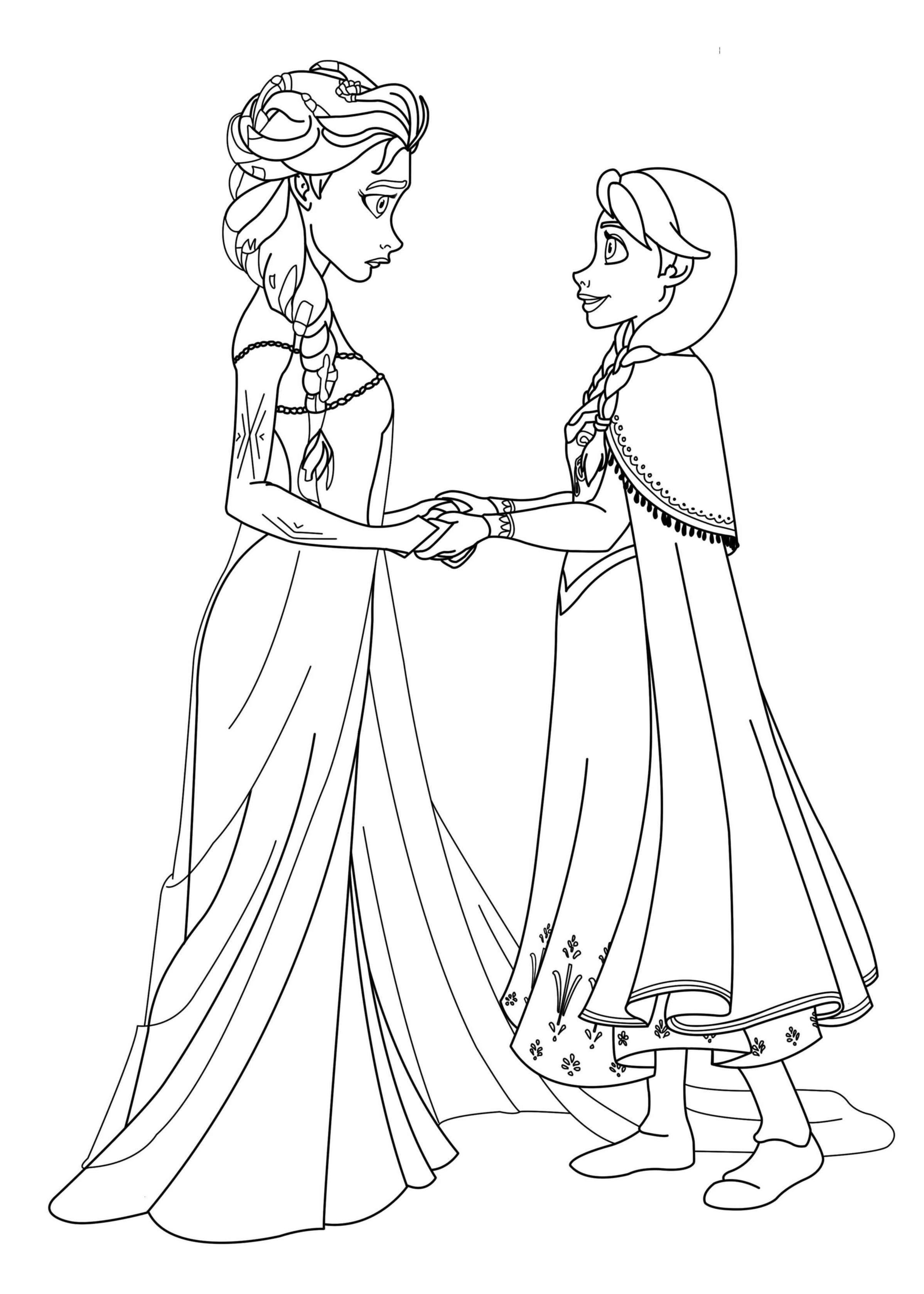 coloring pictures of frozen characters frozen free to color for children frozen kids coloring pages coloring pictures frozen characters of